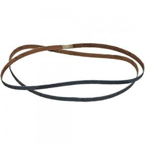 Лента шлифовальная абразивная (2 шт; 10x330 мм; P36) для ленточного напильника ABRAFORM sm-10-330-36