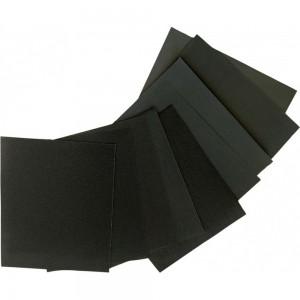 Набор водостойкой наждачной бумаги HANDSIZE FULL SET-1 140x115 мм ABRAFORM AF-HS-SET-1
