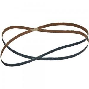 Лента шлифовальная абразивная (2 шт; 9x533 мм; P36) для ленточного напильника ABRAFORM sm-9-533-36