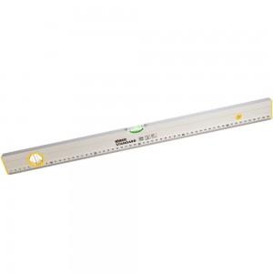 Уровень 600 мм, 2 глазка Biber Стандарт 40322 тов-084702