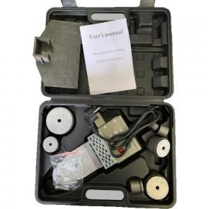 Аппарат для сварки полипропиленовых труб Brima TG-141 220В комплект в чемодане 0009773