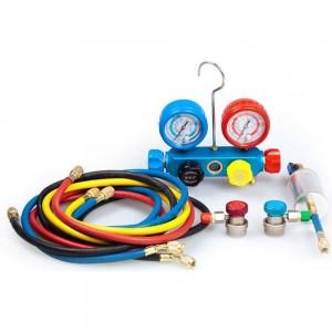 Набор инструмента для заправки систем кондиционирования Car-Tool CT-M1001