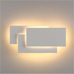 Настенный светодиодный светильник Elektrostandard Inside LED белый матовый a038440