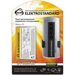 Контроллер для осветительного оборудования Elektrostandard (пульты Y2) a024433