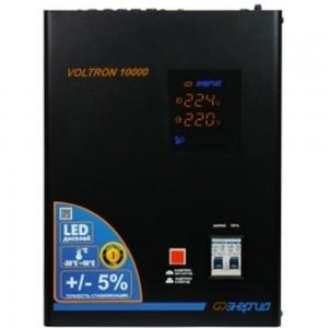 Cтабилизатор Энергия VOLTRON - 10 000 Voltron 5% Е0101-0160