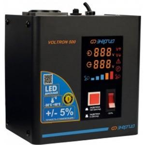Cтабилизатор Энергия VOLTRON - 500 Е0101-0153