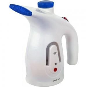 Компактный отпариватель ERGOLUX ELX-GS01-С35 белый/синий 200 мл, 220-240 В, 800 Вт 13973