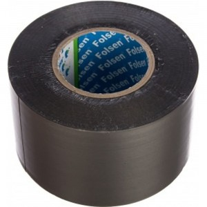 Гидроизоляционная PVC лента Folsen 48ммх30м серая 05156