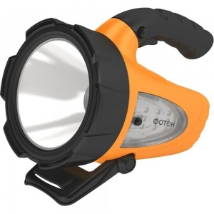 Аккумуляторный светодиодный фонарь-прожектор Фотон РB-9500 10W 22999