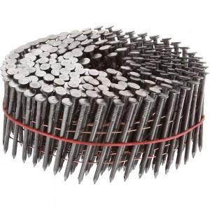 Гвозди барабанные гладкие (5000 шт; 2.87x83 мм) для N90C FUBAG 140190
