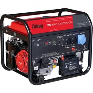 Бензиновая электростанция FUBAG BS 8500 A ES DUPLEX, 641002