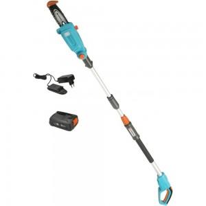 Аккумуляторные телескопические ножницы для живой изгороди Gardena 14770-20.000.00