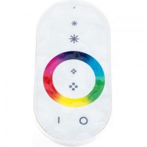 Контроллер для RGB 288W с сенсорным пультом управления цветом, белый Gauss 201013288