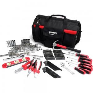 Набор инструментов Gigant Professional 230 предметов в сумке GPS 230