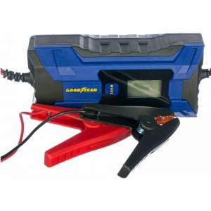 Электронное зарядное устройство для свинцово-кислотных аккумуляторов CH-4A Goodyear GY003001