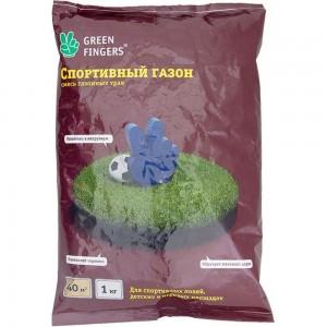 Семена газона GREEN FINGERS Спортивный газон 1 кг 4607160332901