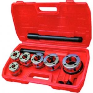 Набор для нарезания резьбы, пластмассовый кейс, 9 предметов Hobbi 43-7-001