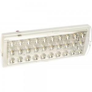 Аварийный аккумуляторный светильник ДПА 2101 4ч 30LED IP20 IEK LDPA0-2101-30-K01 308638