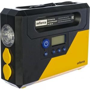 Автомобильный компрессор в кейсе Inforce 04-06-10