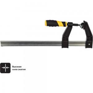 F-образная усиленная струбцина 80х300мм Inforce 06-03-29