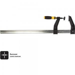 F-образная усиленная струбцина 120х600мм Inforce 06-03-30