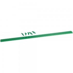 Комплект №1 для дуг D-10 мм (перемычки 5 шт., крестовина 4 шт., тройник 2 шт.) Комплект-Агро КА5411
