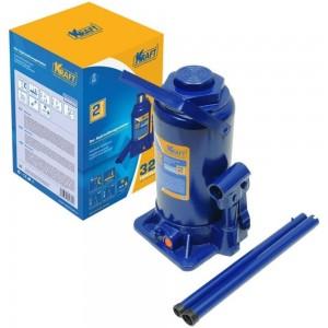 Бутылочный домкрат KRAFT 32 т, min 265mm-max 465mm KT 800022