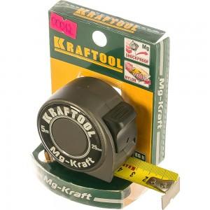 Рулетка Kraftool PRO MG-Kraft 5м/25мм 34129-05-25