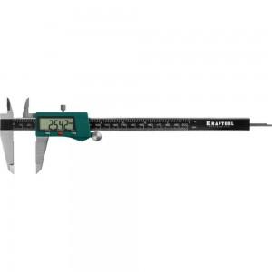 Электронный штангенциркуль, 200мм, 0,01мм KRAFTOOL 34460-200