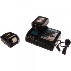 Аккумулятор 18В, 6 А*ч, Li-ion + зу DC18RC в кейсе MakPac Makita 198118-0