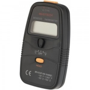 Цифровой термометр MASTECH MS6500 13-1240