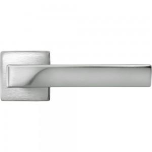 Дверная ручка MORELLI FIORD-SQ CSA цвет - мат. хром 9012305