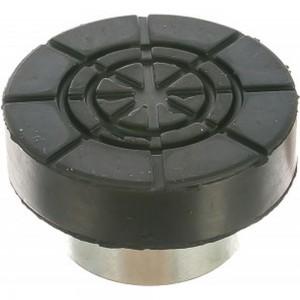 Адаптер бутылочного домкрата с резиновой накладкой для штока D-32 мм Ombra OHT1056А-32 55932