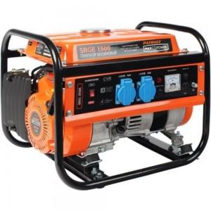 Бензиновый генератор PATRIOT Max Power SRGE 1500 474103125