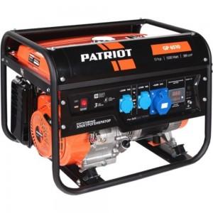 Бензиновый генератор PATRIOT GP 6510 474101565