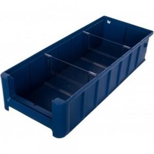 Cтеллажный лоток 400х156х90 мм Пластик Система 12.335.65