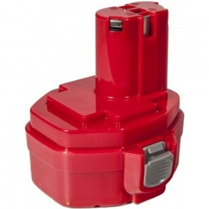 Аккумулятор (14.4 В; 1.5 А*ч; NiCd) для инструментов MAKITA коробка ПРАКТИКА 031-662