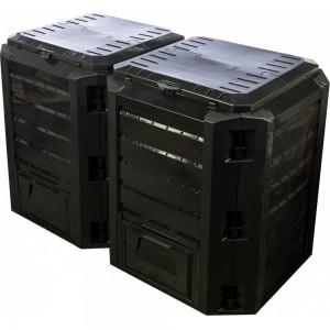 Компостер Prosperplast Module 800 л чёрный IKSM800C-S411