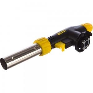 Газовая горелка STAYER ProTerm на баллон, с пьезоподжигом, 1300С 55580