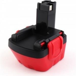 Аккумулятор для электроинструмента Bosch EXACT, GDR, GML, GSR, PSB, PSR (Ni-Cd, 12В, 2Ач) TopON PN: 2 607 335 542 TOP-PTGD-BOS-12/A/2
