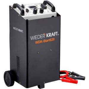 Пуско-зарядное устройство (трансформаторное, для аккумуляторов до 1000Ач) WIEDERKRAFT WDK-Start620