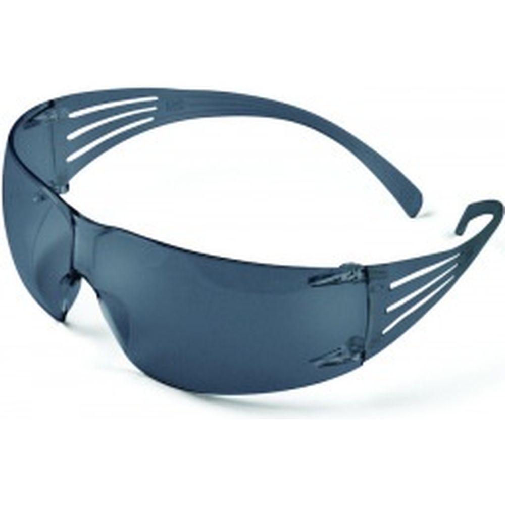 Защитные открытые очки 3М  SecureFit 202 с серыми линзами 7100112010