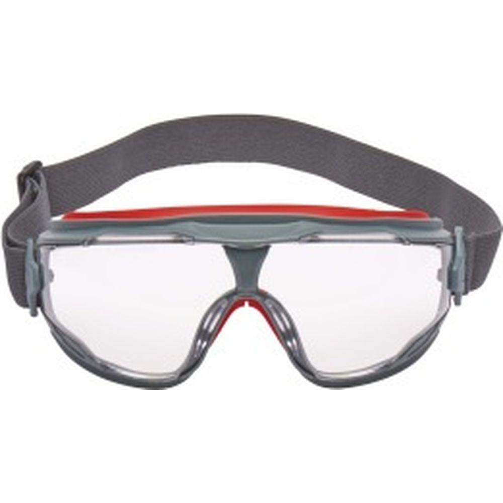 Защитные закрытые очки 3М GG501 из поликарбоната модель GG501-EU, с покрытием Scotchgard 7100074368