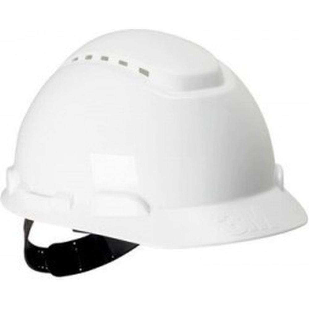 Защитная каска с вентиляцией 3М стандартное оголовье, белая 7000104141