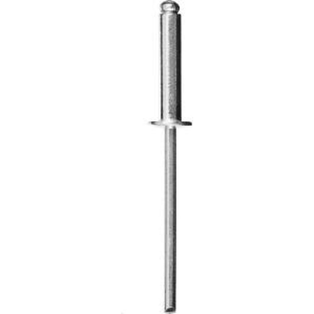 Алюминиевые заклепки Stayer Pro-FIX, 6.4х12 мм, 25шт 3120-64-12