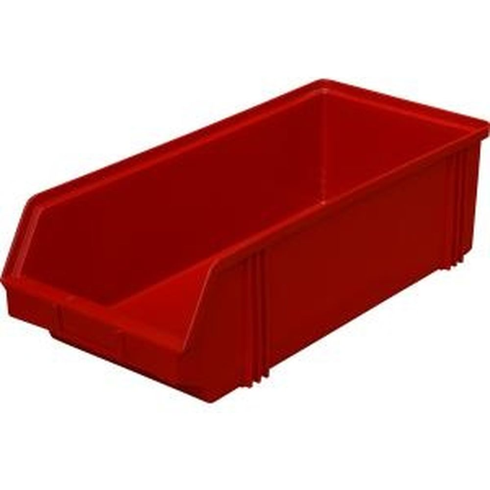 Ящик Тара.ру п/э, 500x230x150, красный 00568
