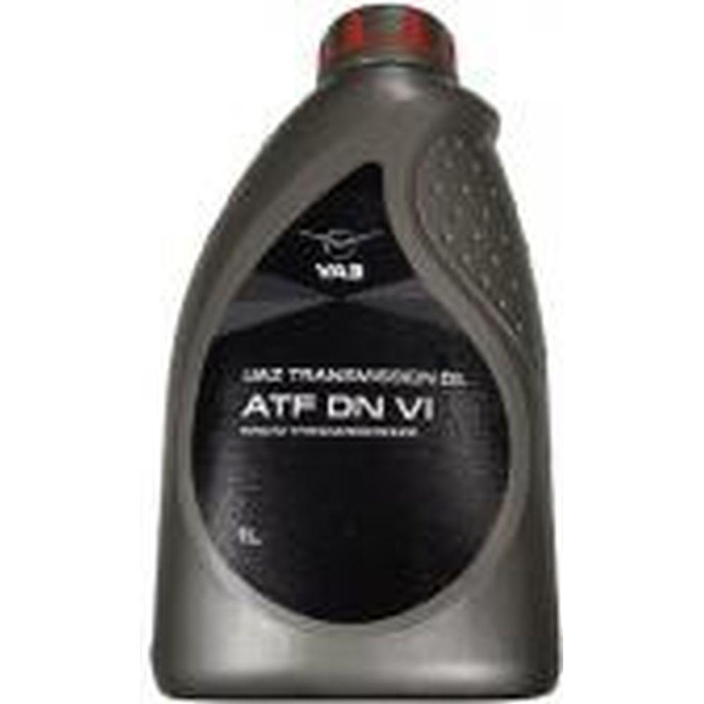 Масло трансмиссионное ATF DEXRON 6 для АКПП УАЗ-Патриот 1 л UAZ 000000473411800