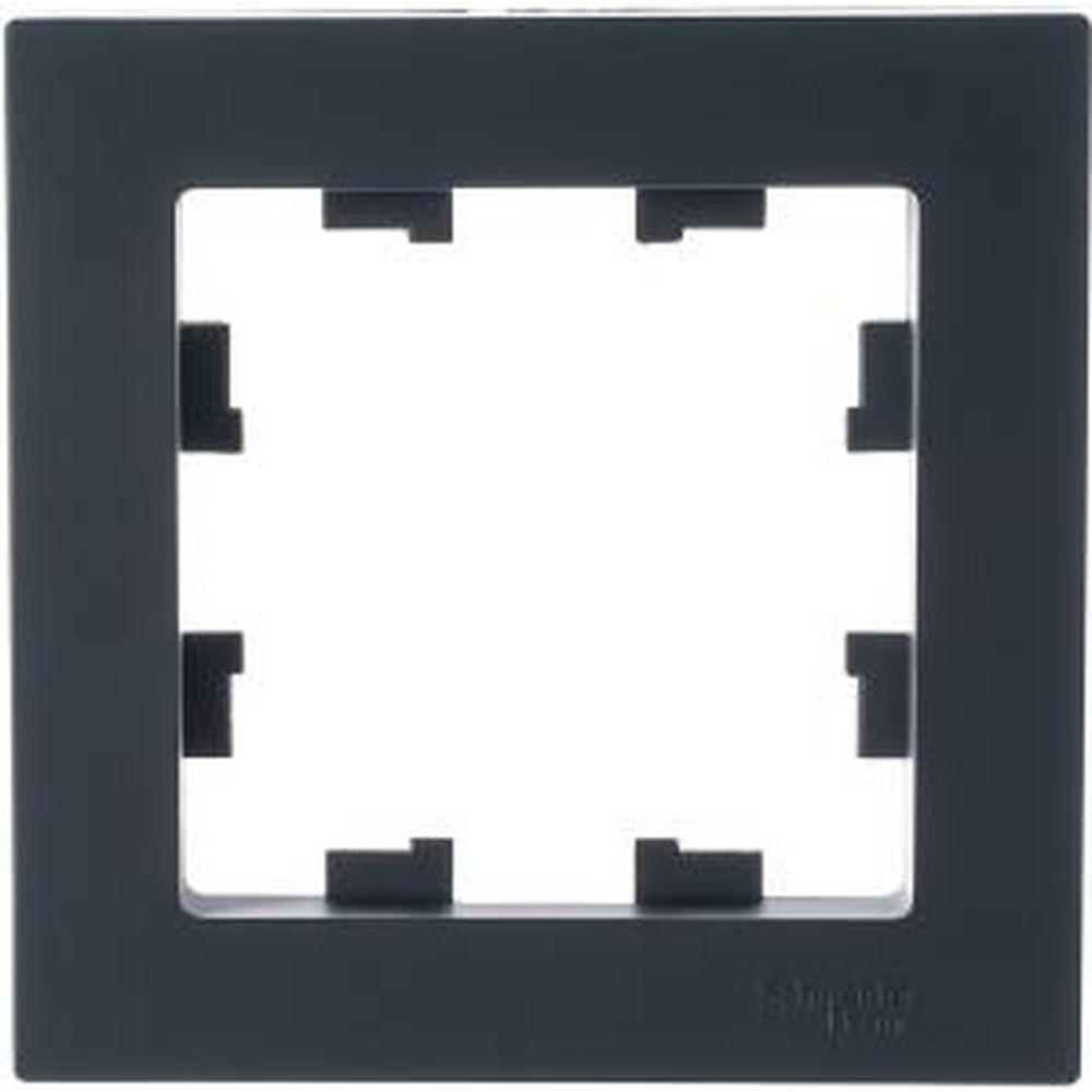 1-постовая рамка Schneider Electric ATLASDESIGN ГРИФЕЛЬ ATN000701