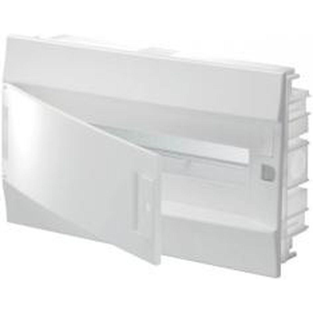 Бокс в нишу ABB Mistral41, 18М, непрозрачная дверь, c клеммами 1SLM004101A1104