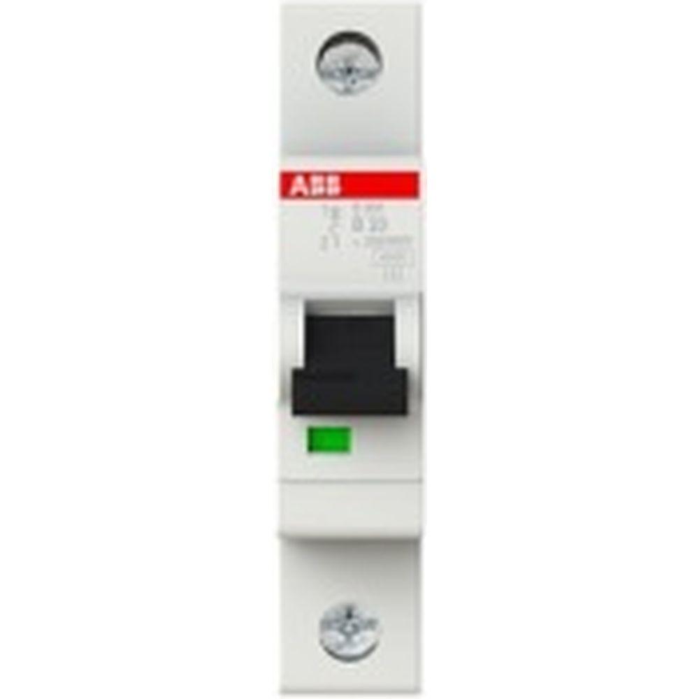 Автоматический выключатель ABB S201 1P 6A 6kA 2CDS251001R0065
